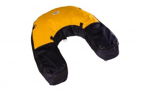 U-Bag motocyklowy enduro czarno-żółty kodura 1200