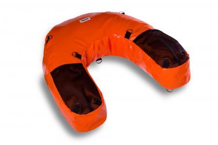 U-Bag motocyklowy enduro pomarańczowy PCV
